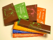 teuscher Chocolate Bars